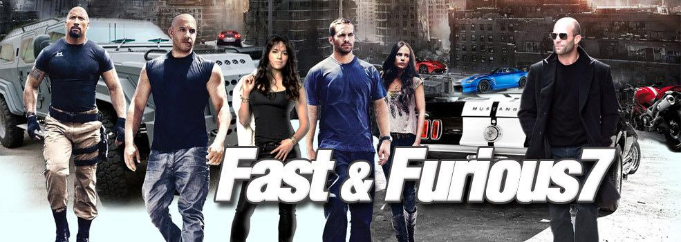 Office Furniture Expo Supplied for Fast & Furious 7