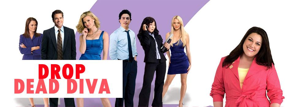 Office Furniture Expo Supplied for Drop Dead Diva